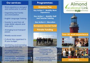 Almond Vocational Link Leaflet 1