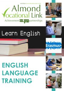 English Language Training UK Plymouth Almond Vocational Link Erasmus Plus