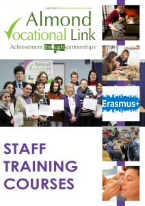 KA1 Erasmus Plus Staff Training Courses UK Plymouth