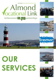 Our Services for Erasmus Plus Cover