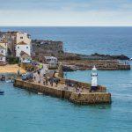 St Ives Pier Cornwall UK Almond Voc Lin Erasmus+