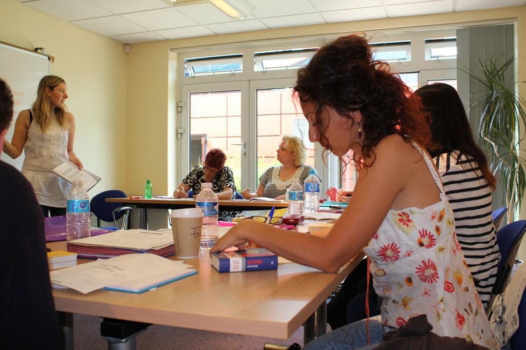 English Language Training Plymouth UK