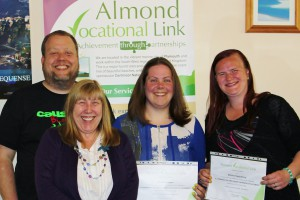 Work Experience UK Plymouth Almond Vocational Link