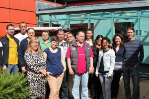 European Project Germany  Improve Employability Plymouth UK