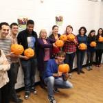Halloween Language Cafe