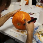 Language Cafe in Plymouth Halloween