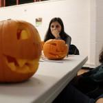 Pumpkin Carving Language Cafe