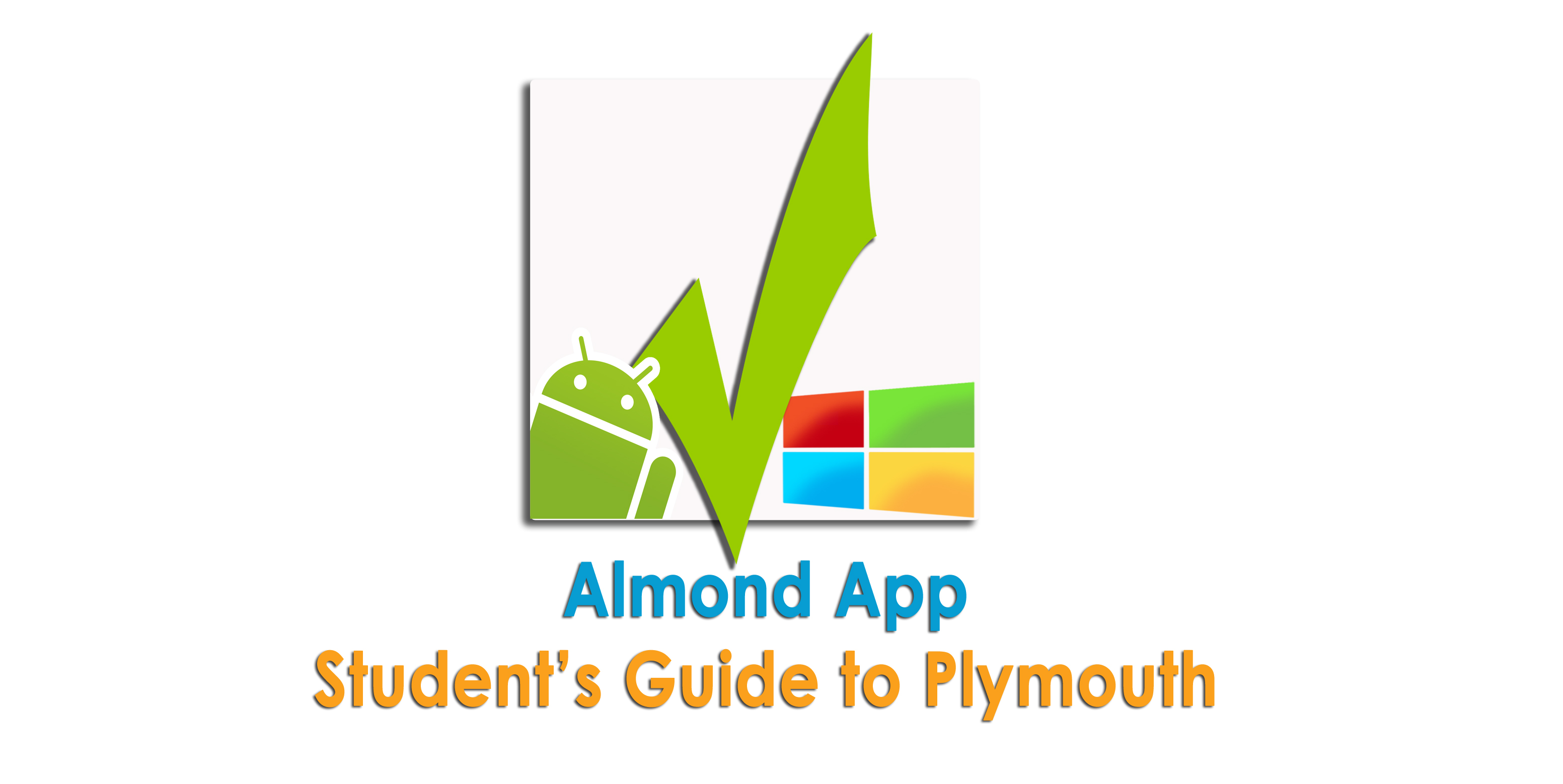 Almond App Student's Mobile Guide About Plymouth