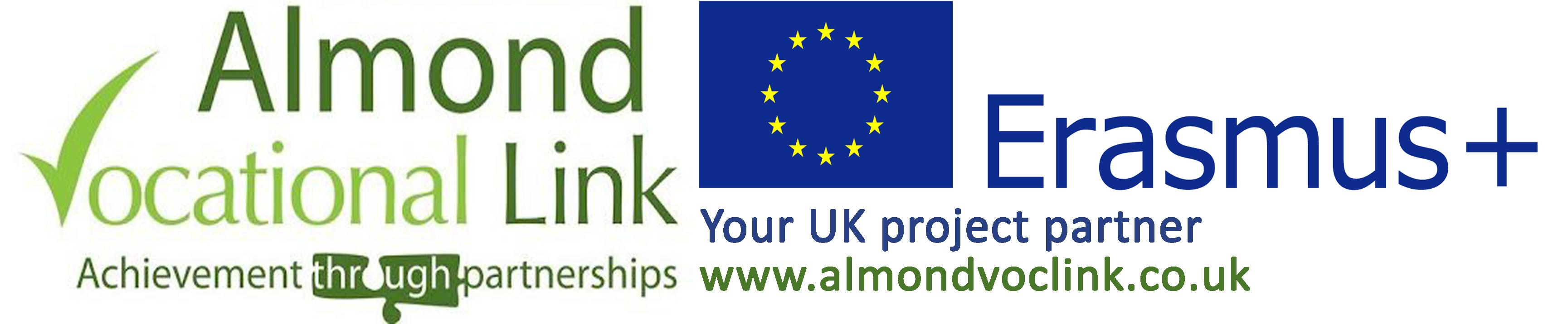 Almond Erasmus Logo
