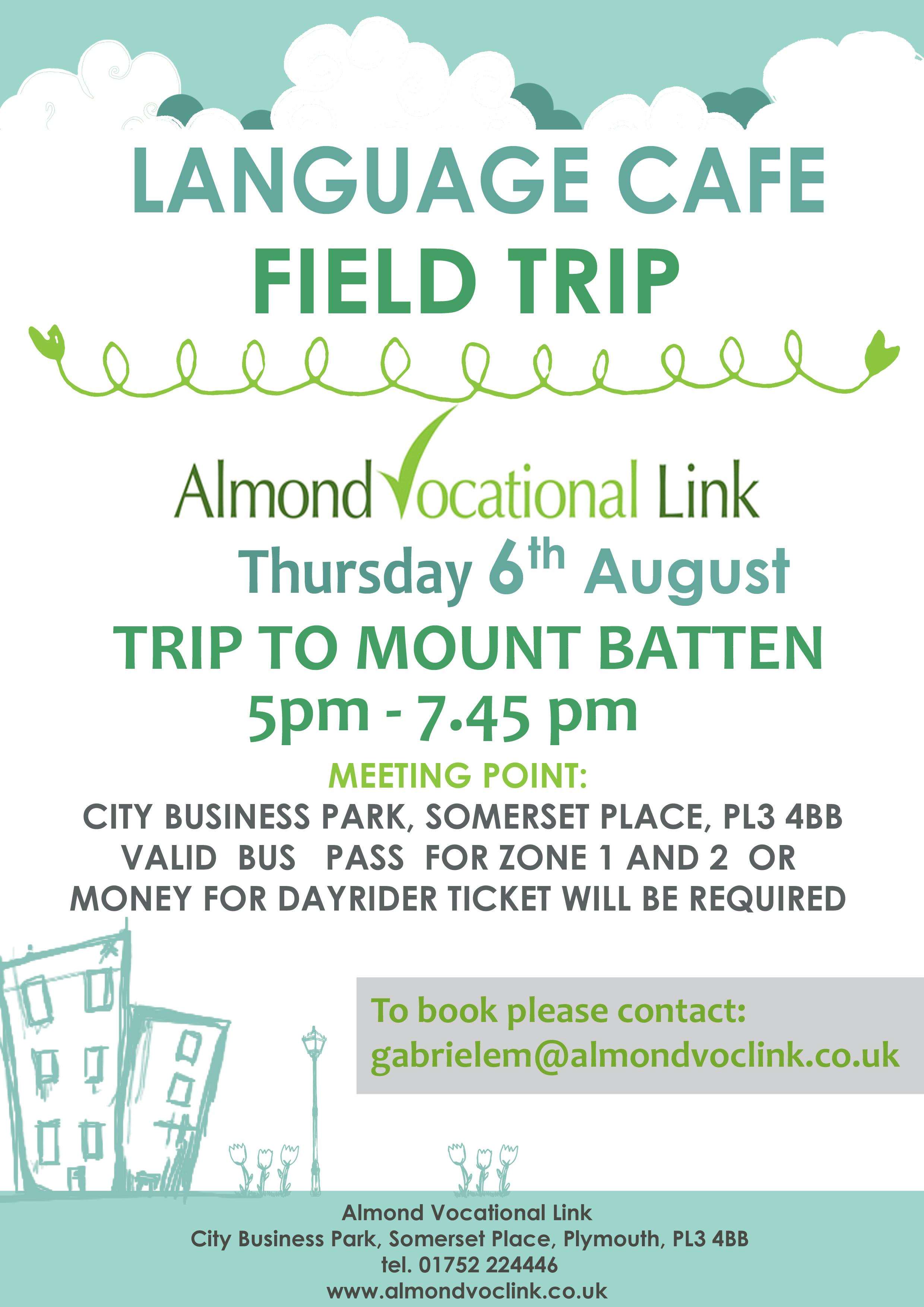 Field Trip to Mount Batten 6th August