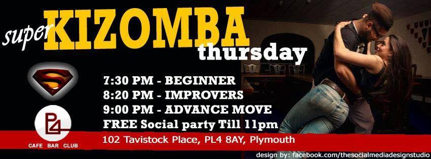 Kizomba Thursday