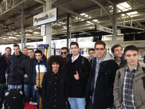 Erasmus Plus Students Plymouth UK Almondvoclink