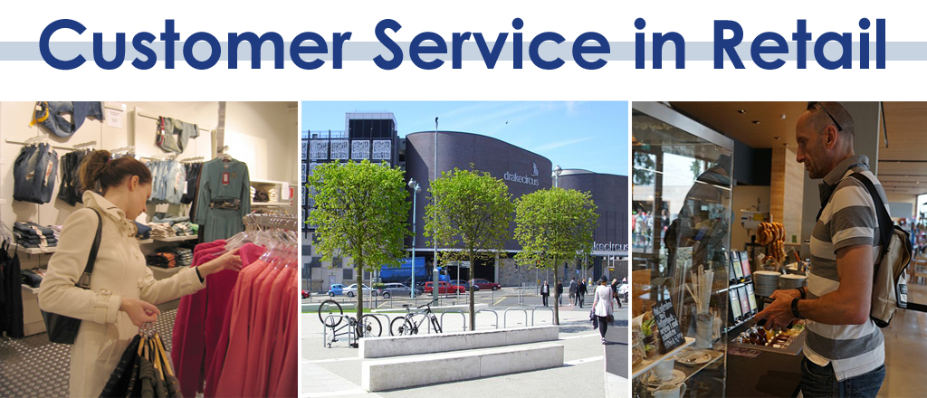 KA1 Courses Customer Service in Retail Almondvoclink Plymouth UK