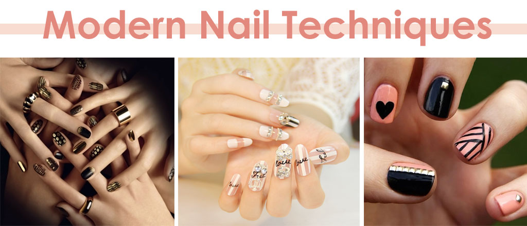 KA1 Courses Modern Nail Techniques Almond Vocational Link Plymouth UK