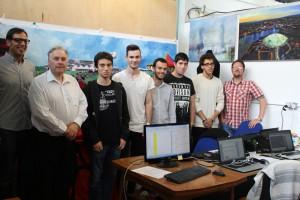 Work Experience Monitoring Visit Erasmus Plus UK Almondvoclink