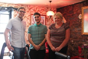 Work Experience Placement Monitoring Visit in Plymouth UK