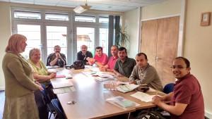Welcome Meeting Erasmus Plus KA1 Project Partners Almond Vocational Link