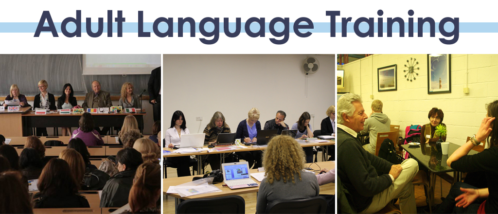 Adult Language Training
