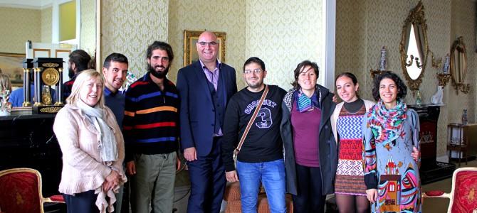 Training Italian Staff in Social Entrepreneurship – Plymouth, City of Social Enterprise