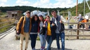Erasmus Plus Mobility in Plymouth Italian Students via Almond Vocational Link (8)