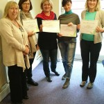 Certificate Ceremony Erasmus Plus Job Shadowing UK Plymouth