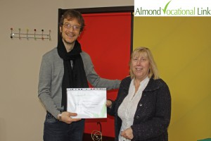 ESF Certificates Almond Vocational Link UK Plymouth