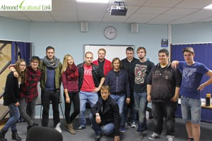 English Language Training ESF Plymouth UK Almond Vocational Link