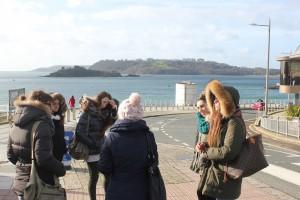 Erasmus Plus UK KA1 Welcome Visit Plymouth UK