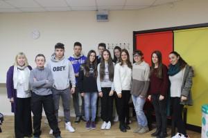 Welcome Visit Erasmus Plus KA1 Almond Vocational Link UK