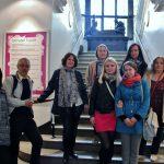 Plymouth City Museum Almond Vocational Link Trip Erasmus Plus