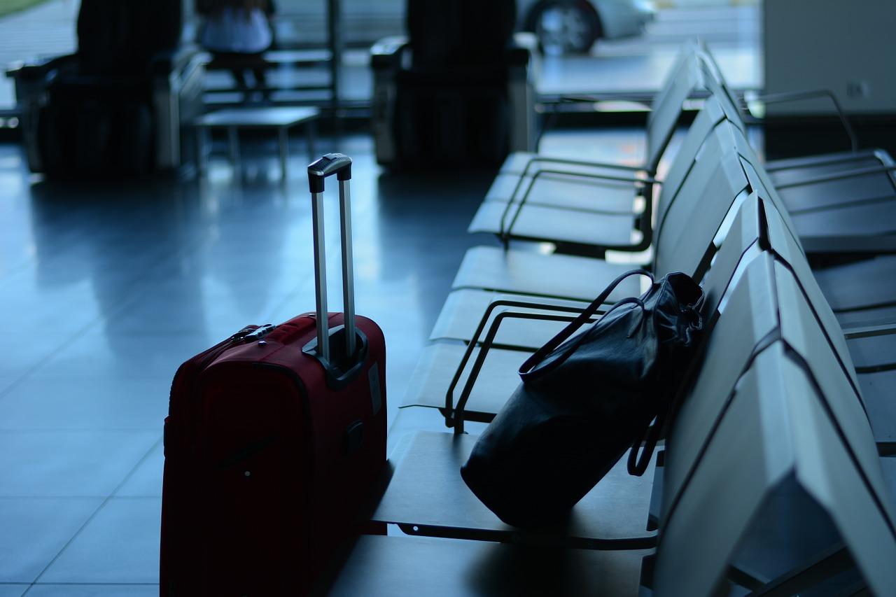 CarryOn Bag UK Travelling Erasmus+ Almond Voc. Link