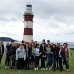 Welcome Tour Plymouth Hoe Erasmus Plus UK Almond Vocational Link