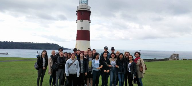 International Business students from Austria put their skills to test working for Plymouth Companies – Erasmus Plus Mobility