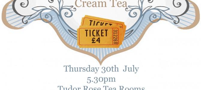 Language Cafe  Traditional British Cream Tea Party