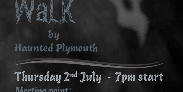 Haunted Plymouth Ghost Walk – Language Cafe