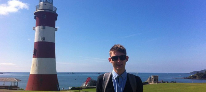 My Erasmus Plus Work Experience in Plymouth, UK – by Axel Rolland