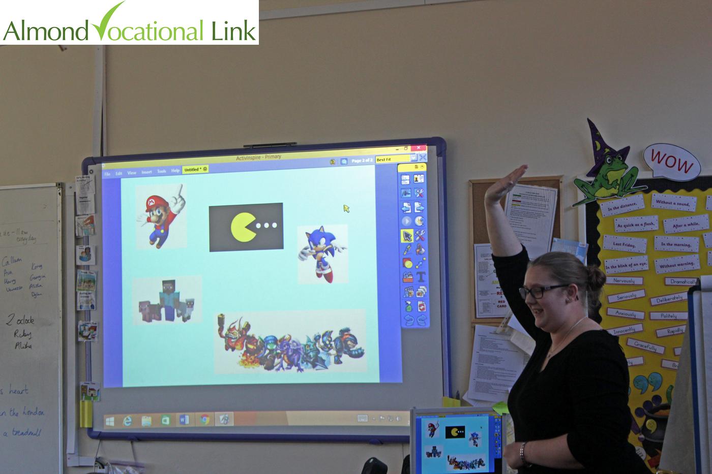 Modern Primary Classroom ~ Modern technologies in primary school classroom almond