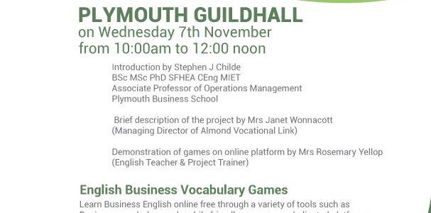 World in Words Seminar